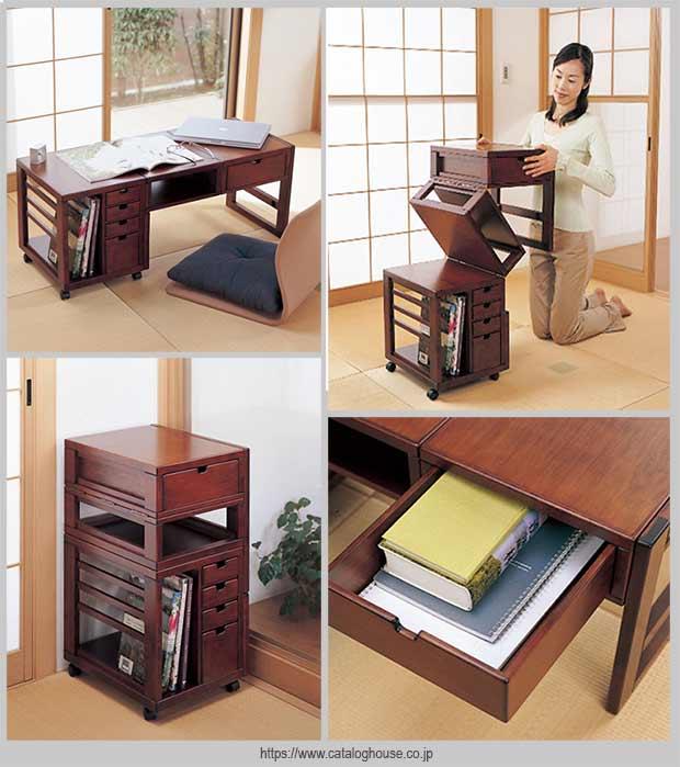 письменный столик-трансформер