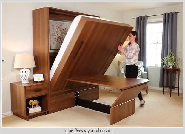 кровать мёрфи