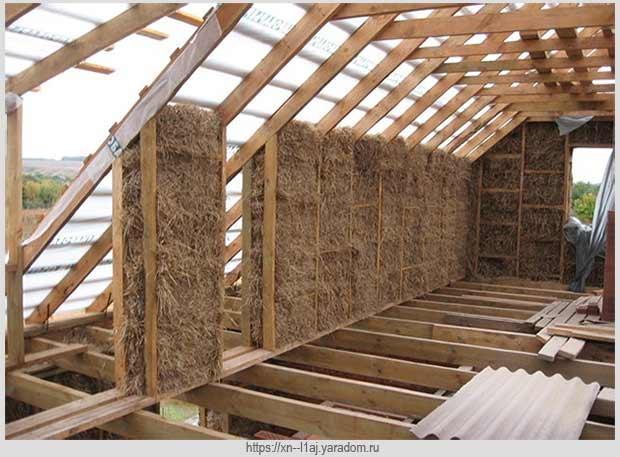 деревянно-балочная конструкция
