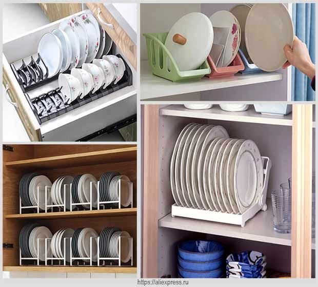 встраиваемые сушилки для посуды