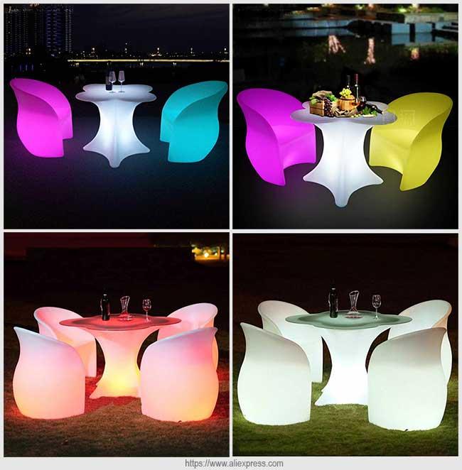мебель со светодиодной подсветкой