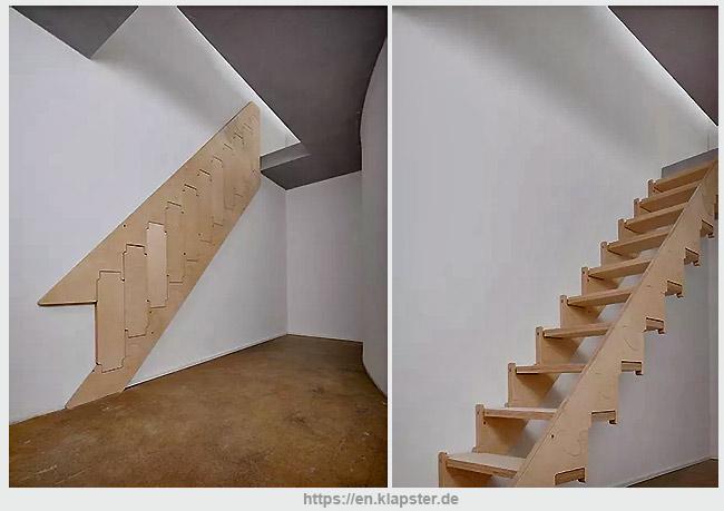 лестница-невидимка