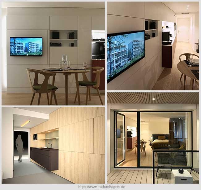 вариант для небольшой квартиры