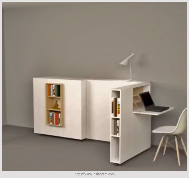 мебель-трансформер для студента