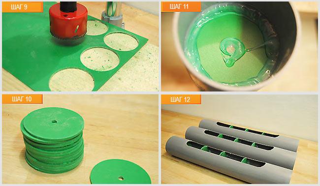 изготовление пластиковых дисков