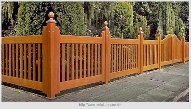 эксклюзивный деревянный забор