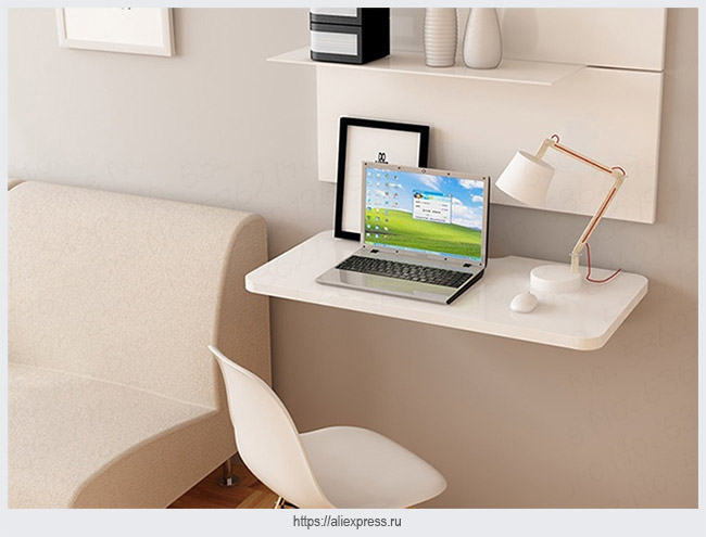 складной стол для гостиной