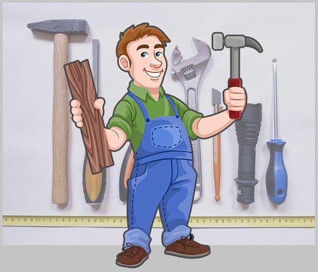 инструменты домашнему мастеру